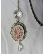 Small Elven Gothic Unicorn Bookmark, Elvish, Book, Gift, Literature, Christmas, Magic, Fairy